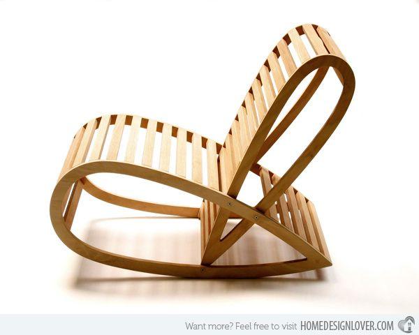 15 Artistic Chairs For A Creative Interior Home Design Lover Chair Design Wooden Chair Design Rocking Chair