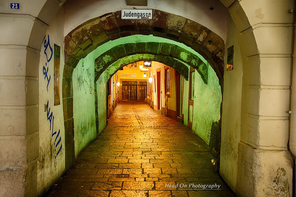 Judengasse Trier Germany By H3ad0n Alemanha