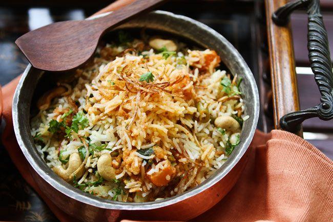Mughlai vegetable biryani recipe vegetarian food mostly mughlai vegetable biryani recipe vegetarian forumfinder Choice Image