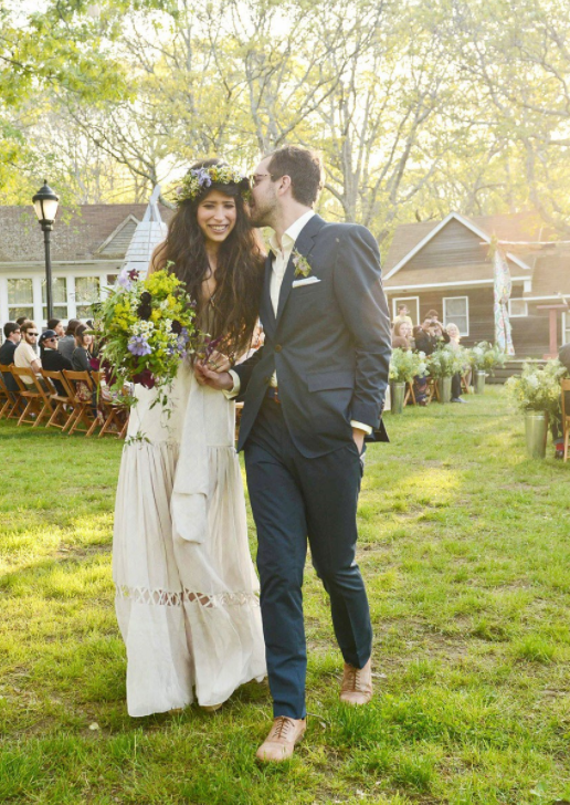 Just Married The Best Wedding Photos On Vogue Com Vogue Wedding Vogue Bride Wedding