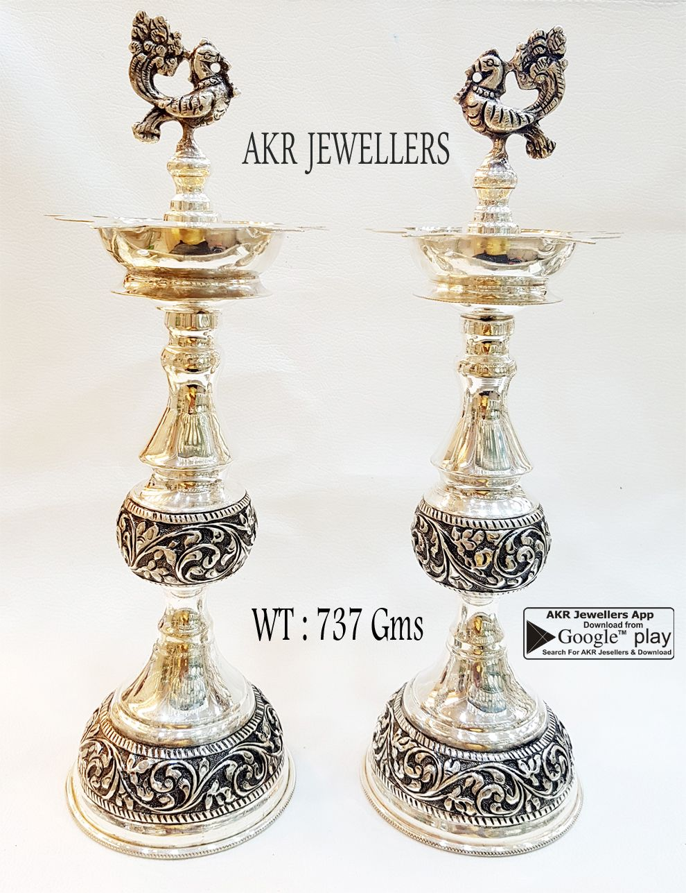 silver lamp designs on 92 5 silver antique peacock lamps silver pooja items trendy silver jewelry silver lamp 92 5 silver antique peacock lamps