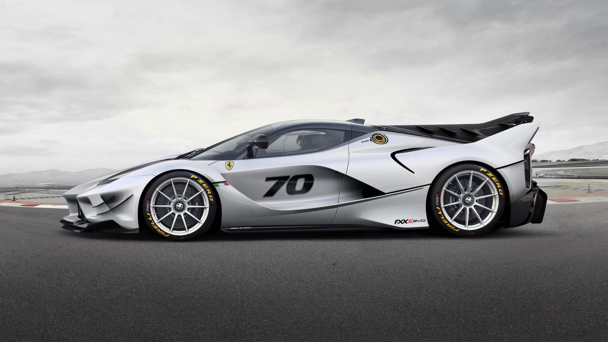 Elegant First, There Was LaFerrari, And It Was Good. Then Came The LaFerrari