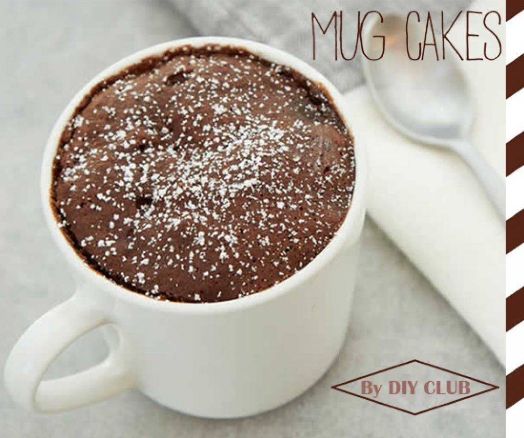 Vidéo : Recette Mug Cake SANS œuf au Micro onde en 2020 ...