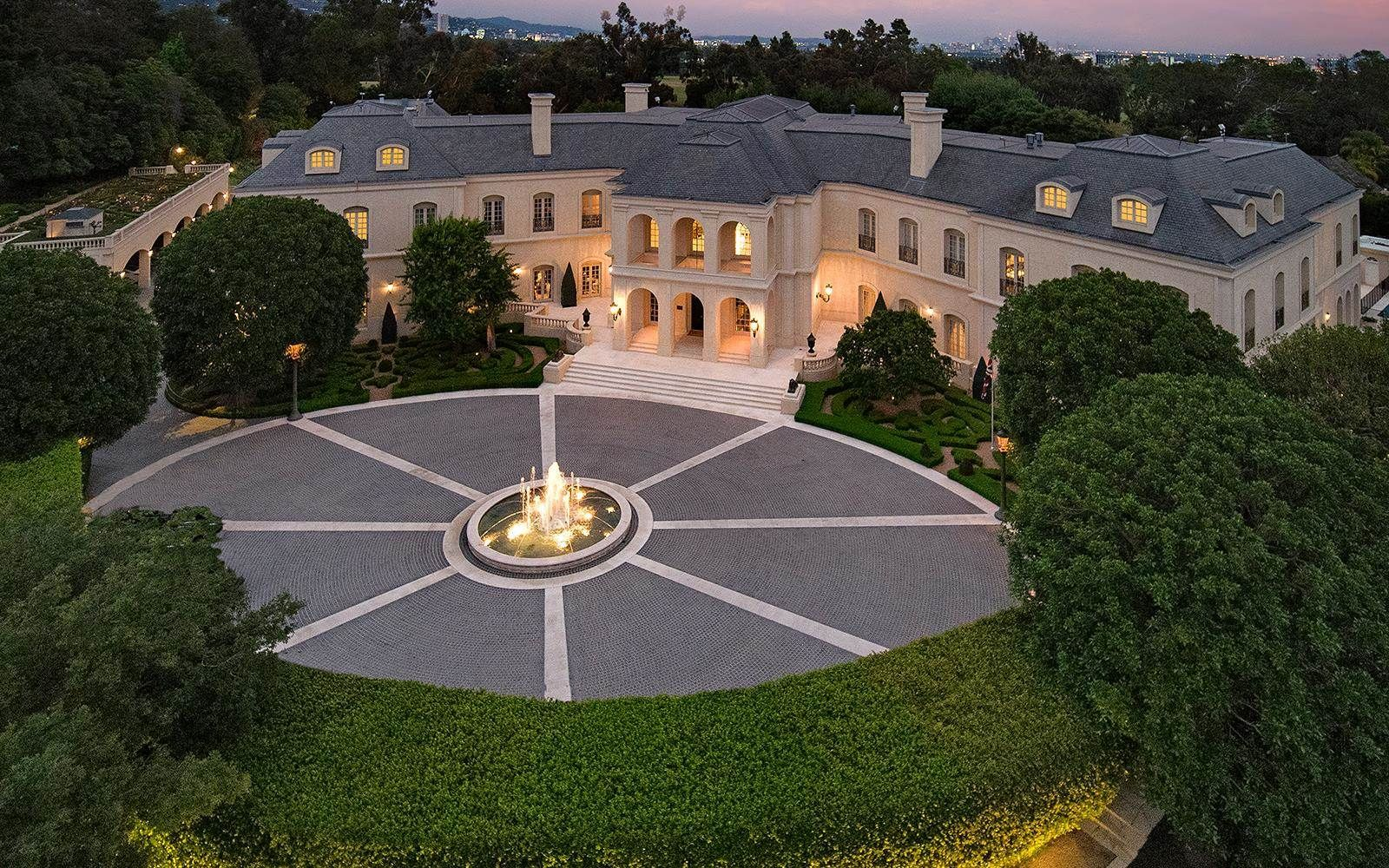 THE MANOR: a luxury home for sale in Los Angeles, Los ...