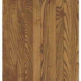 Bruce Laurel Strip 2 25 In W Prefinished Oak Hardwood Flooring Gunsto Hardwood Bruce Hardwood Floors Oak Hardwood Flooring