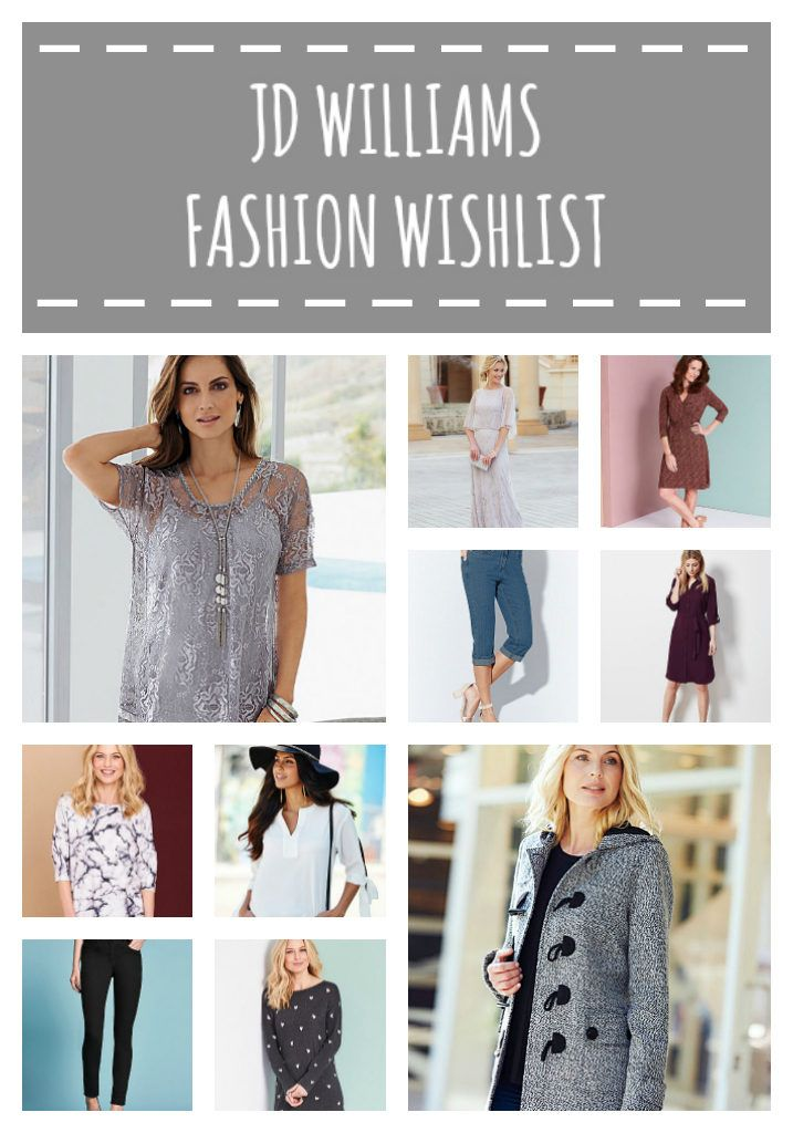 e555c84510ddd In today's post I am showing you the items that I have on my JD Williams  Fashion Wishlist, including dresses, tops, jeans and coats.
