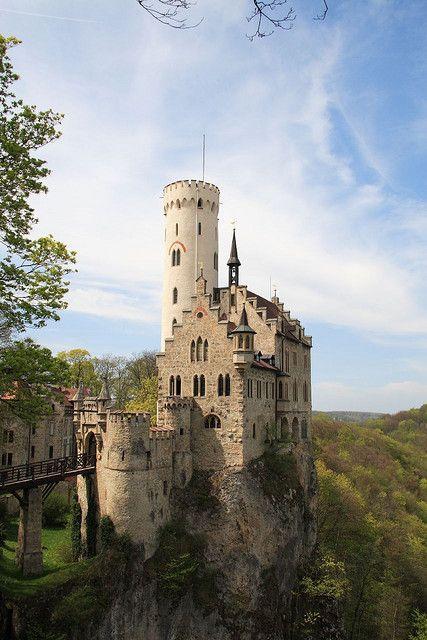 Schloss Lichtenstein 0717 Lichtenstein Castle Castle