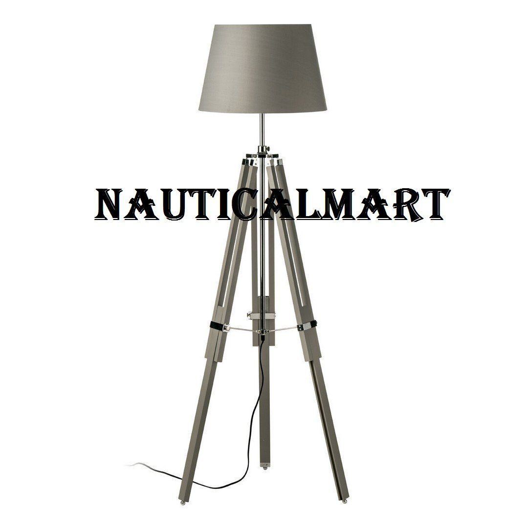 140 Search Light S Royal Lamp Floor Lamp Tripod Lamp By Nauticalmart Ideas Tripod Lamp Floor Lamp Lamp