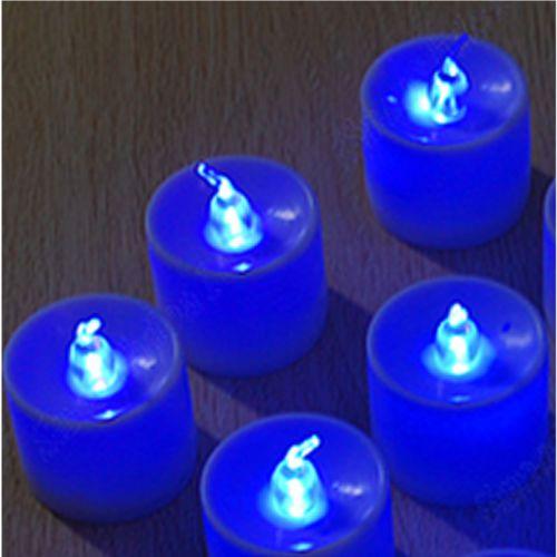 Color-Flickering-Flicker-Flameless-LED-Tealight-Tea-Candles-Wedding-Light-LOT