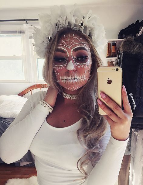 40 Fantasy Makeup Ideas To Try For Halloween 2018 Peinado Y