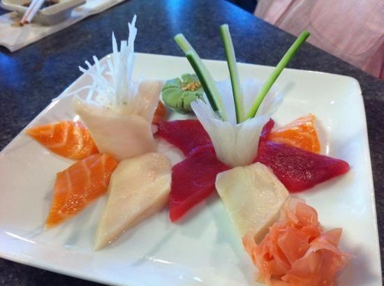 Musashi Japanese Steak And Seafood New Bern Restaurants