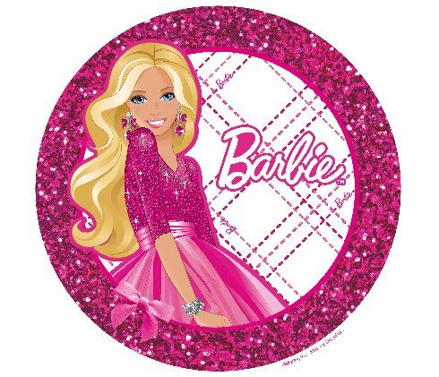 Amazon Barbie Doll Edible Cupcake Toppers Decoration Everything Else