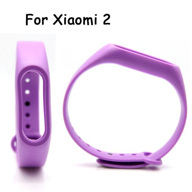 FOONBE Replacement Strap for Xiaomi for Mi Band 2 Strap Silicone Wristbands for MiBand 2 Bracelet For Mi Band 2