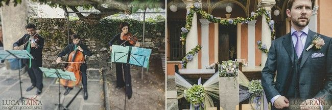 Wedding on Lake Orta, Italy