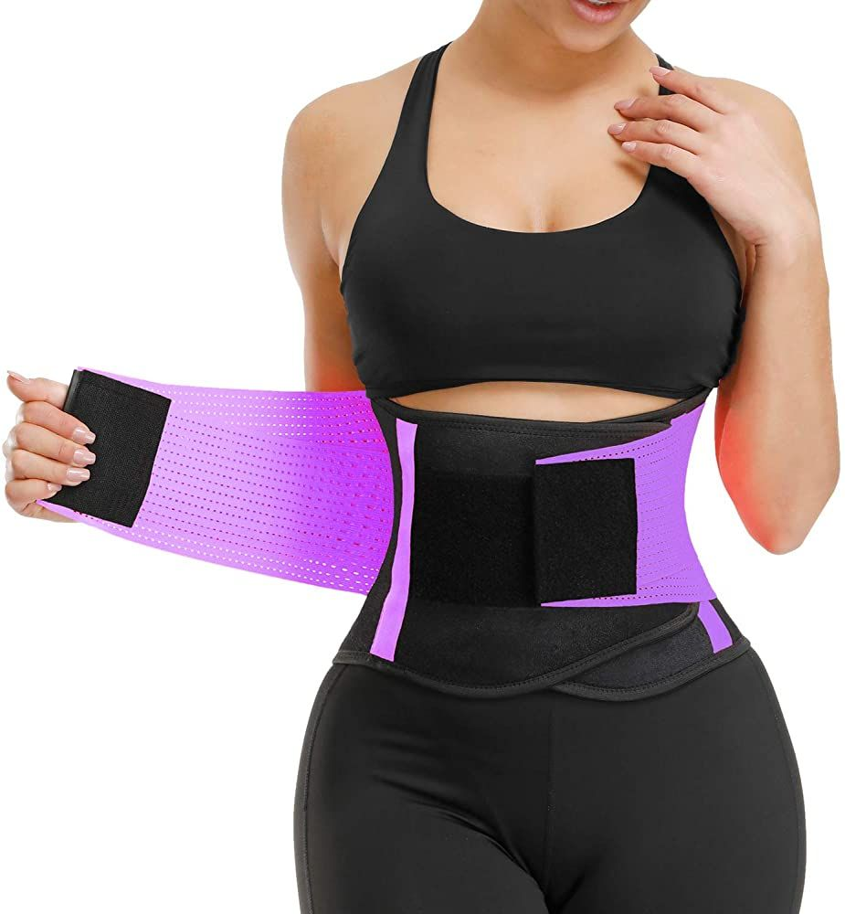 Ladies Shaper Fitness Elastic Shaper Fashion Gym Slimming Belt Sports Body