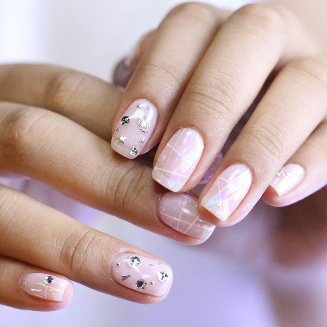 Pin by Salome on Nail Art | Pinterest | Nail shop, Pedi and Beauty nails