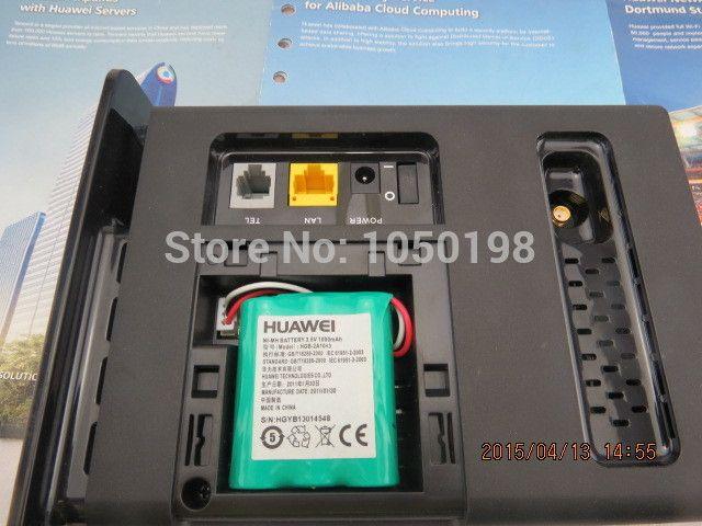 Free Shipping+1000mAh battery+ HUAWEI E5172 150Mbps LTE Cat4 CPE
