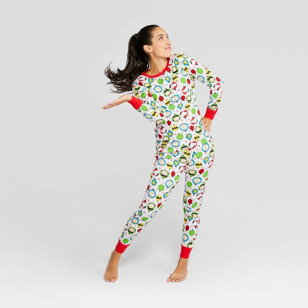 c6ba88c9e218 The Peanuts Holiday Pajama Set lets you and your family celebrate the  holidays with Charlie Lucy Woodstock and Snoopy! Part of a collection of  matching PJs ...
