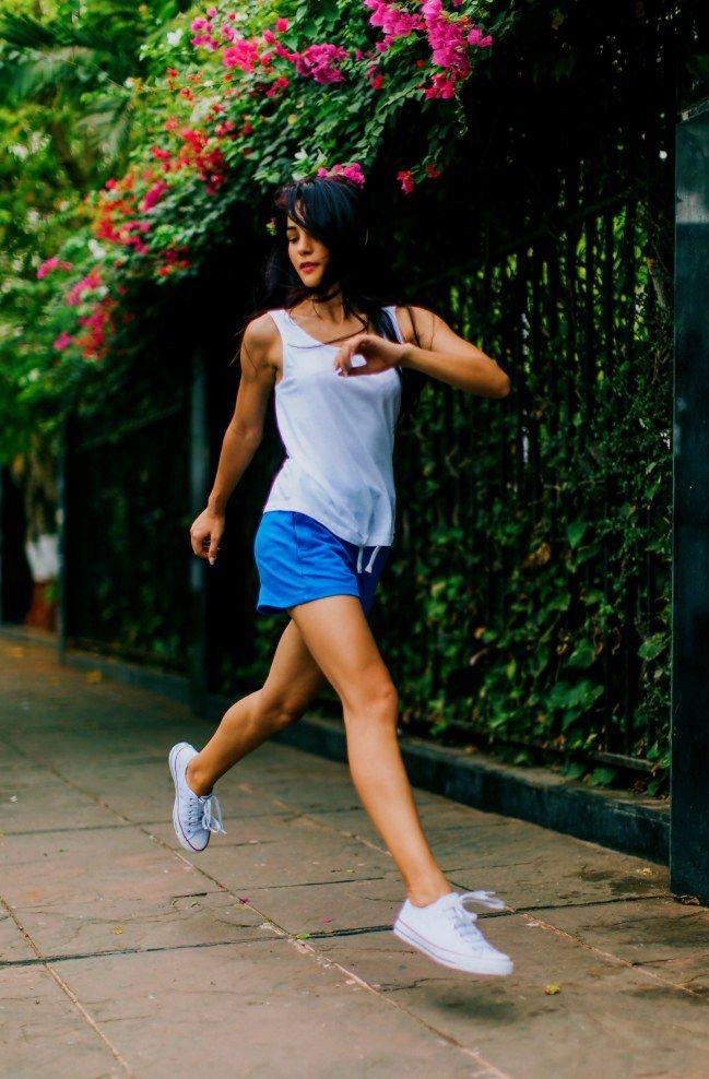 Du wünschst dir dünnere Beine? Dann solltest du DAS ab heute tun! #beginnerarmworkouts
