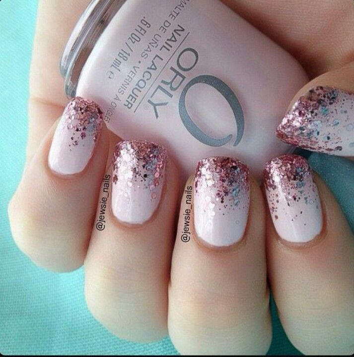 Hermoso #pink #nails
