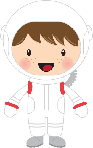 Little Boy Astronot Rocket Birthday Parties Outer Space Outer Space Exploration