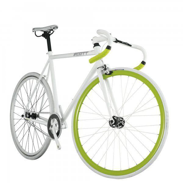 Scott Otg 10 Fixed Wheel Sports Bike 2012 Bike Retro Bike Urban Bike