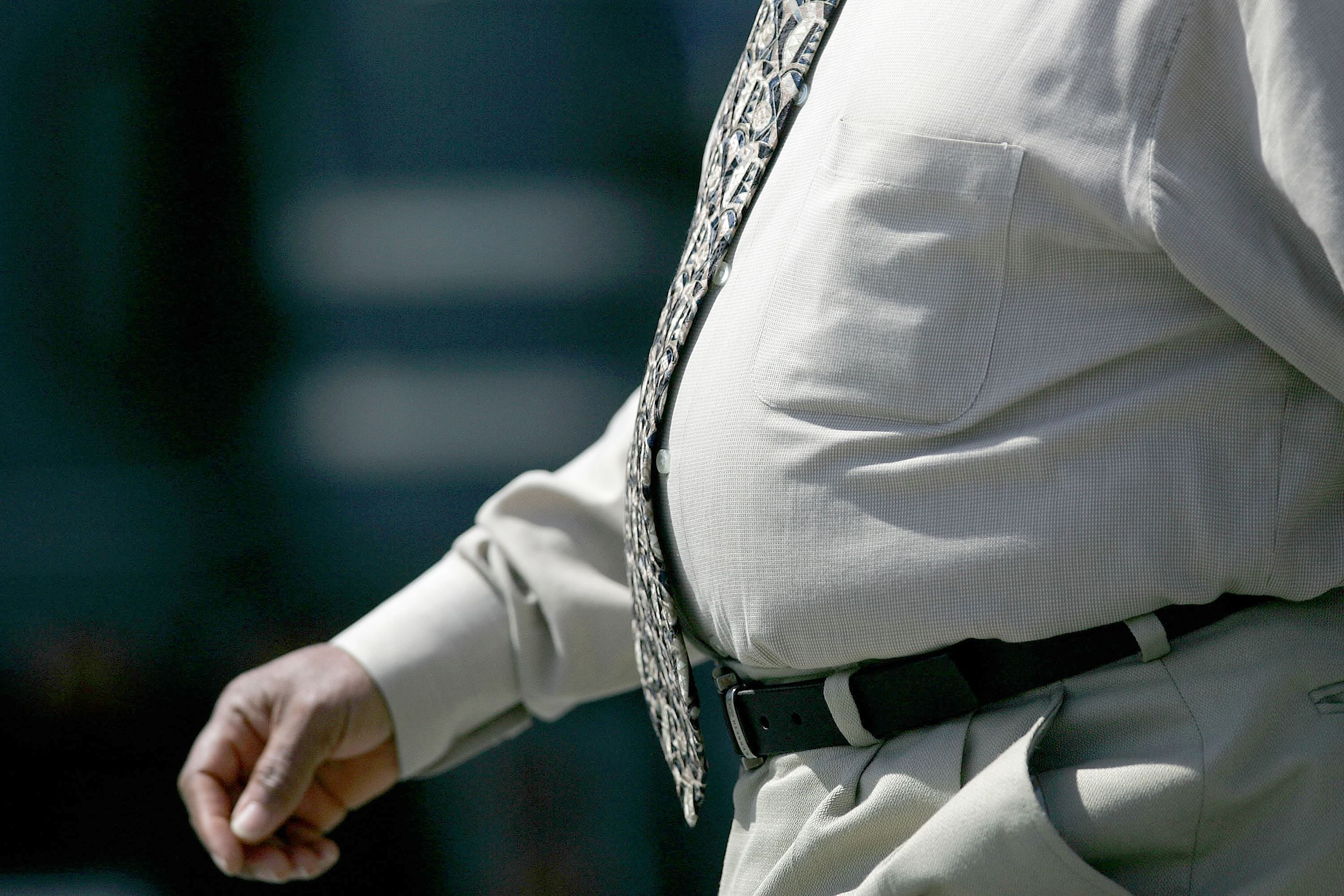 Many workers feel overweight, but don't use company's wellness perks