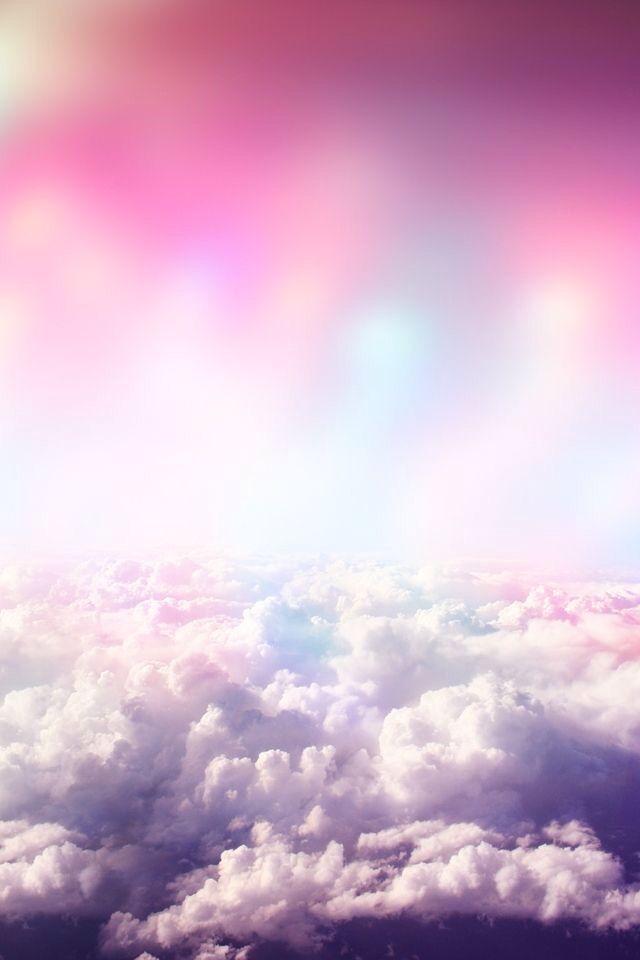 Cloud wallpaper Clouds Pinterest Cloud wallpaper and Wallpaper