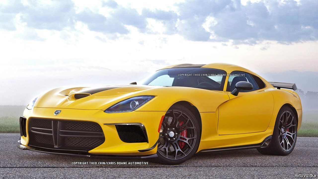 Muscle Cars Forever Dodge viper, Super cars, Viper acr