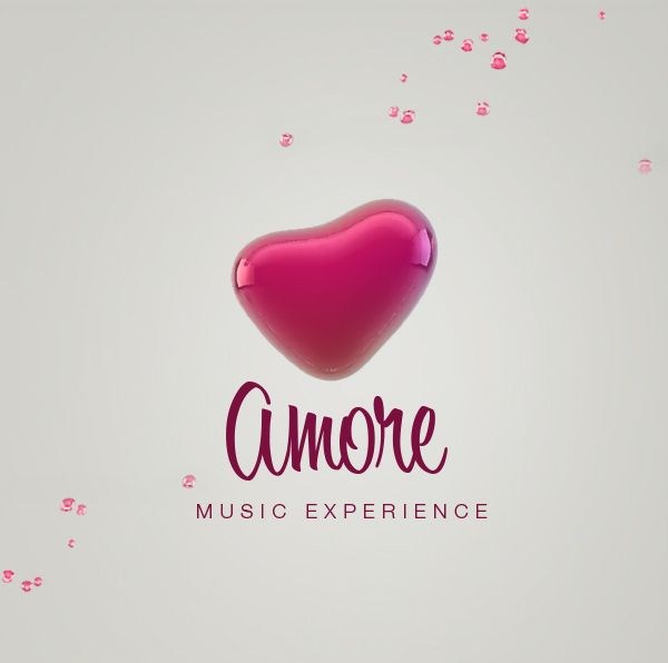 Amore by Alessandro De Marco, via Behance