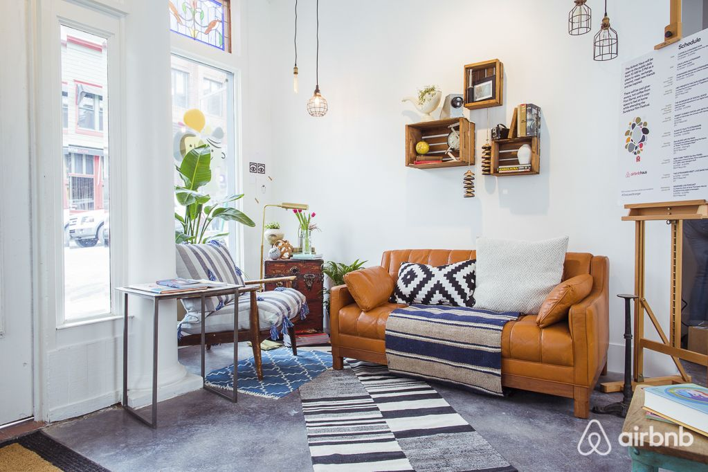Come hang out, stay for a while! the Airbnb Haus is a ...
