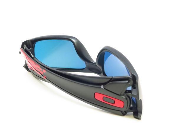 7abbfde511 Oakley Fuel Cell OO9096-A8 Matte Black Ferrari Sunglasses - Eye Heart Shades  - Oakley