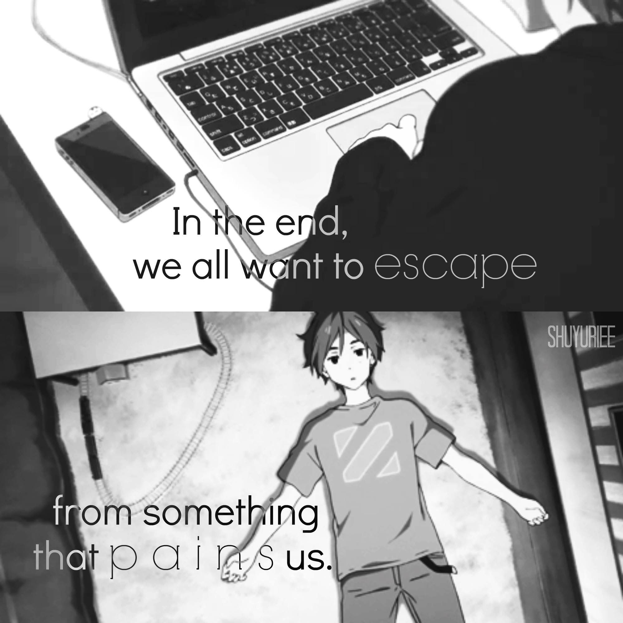 Pin By Sakura Chan On Quotes Sad Anime Quotes Manga Quotes