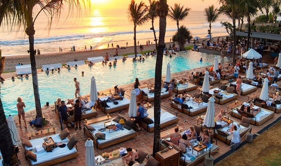 Potato Head Beach Club – Seminyak, Bali   Beach Club Vacay ...