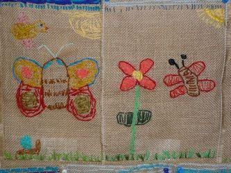 Marz 2013 Freies Sticken Klasse 2b Fiber Art Projects Embroidery Stitch