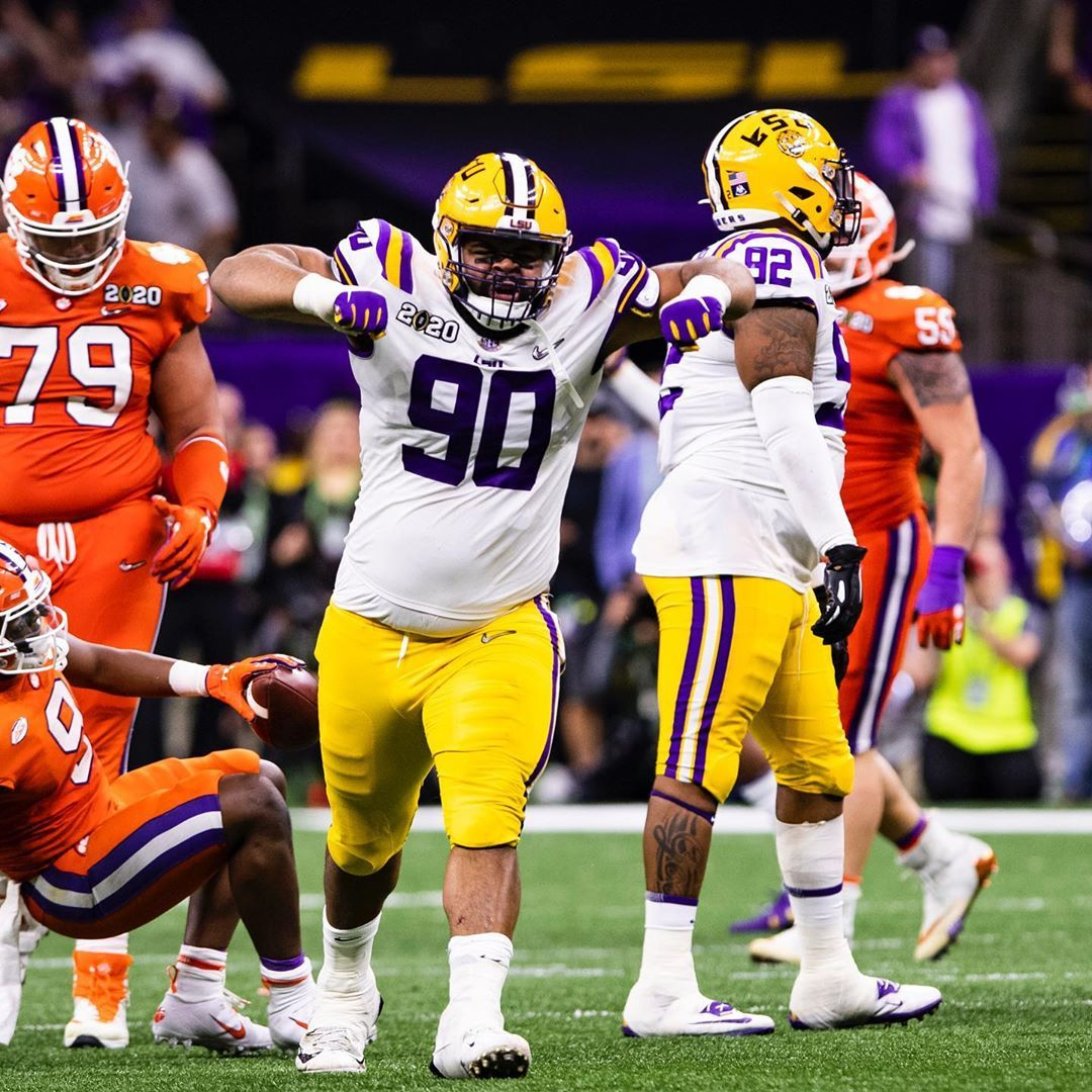 14k likes 26 comments lsu football lsufootball on