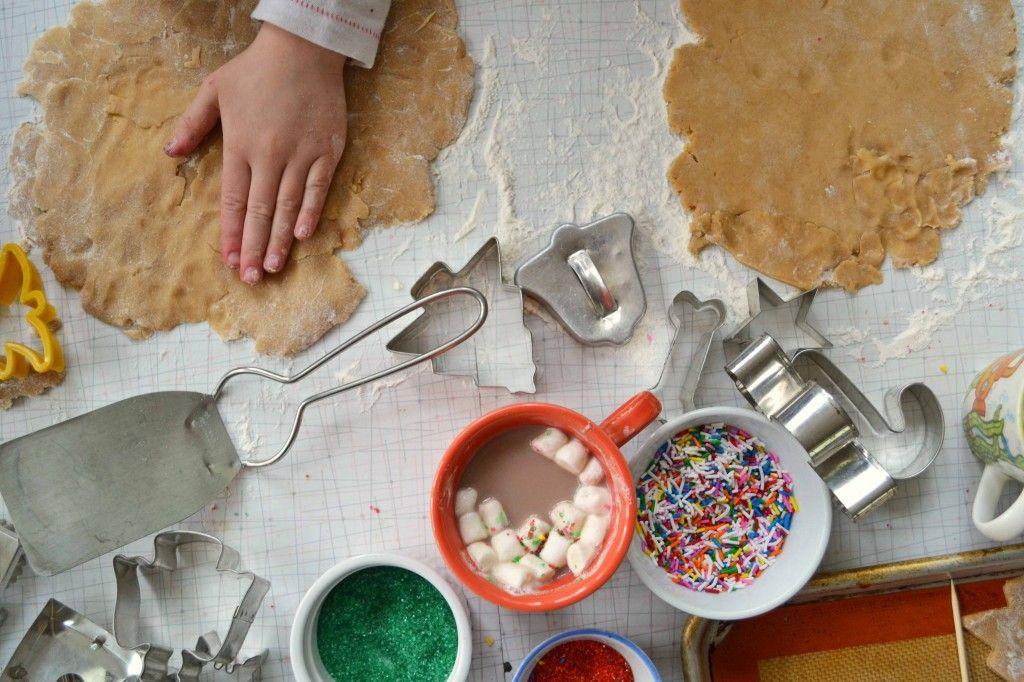 10 Ways to Make Gingerbread