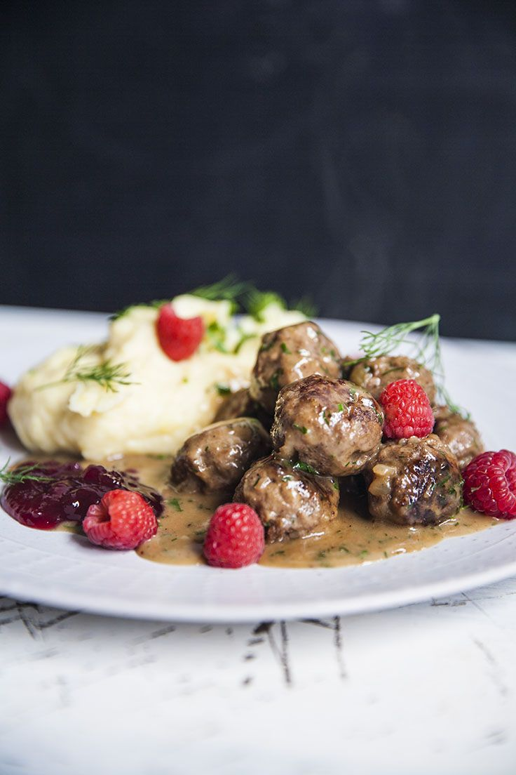 Swedish meatballs with a lip smacking lingonberry sauce recipe swedish meatballs with a lip smacking lingonberry sauce recipe from sortedfood forumfinder Image collections