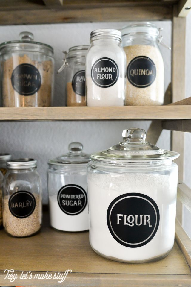 26+ Cricut labels for jars ideas