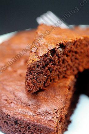Moelleux Chocolat A Tomber Recettes Pinterest