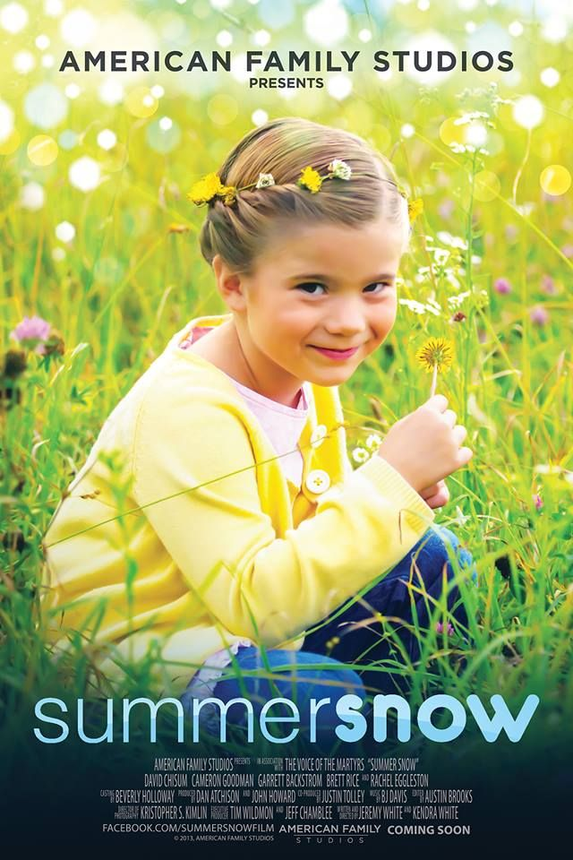 Summer Snow Christian Movie on DVD CFDb Christian