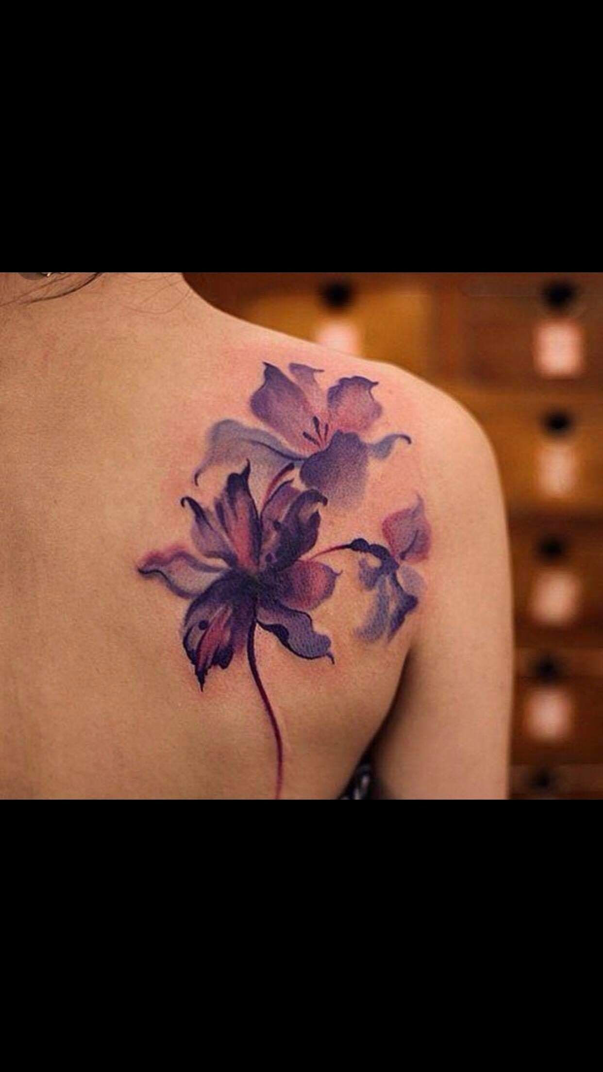 Pin By Cj Molina On Ideas For Tattoo Beautiful Flower Tattoos