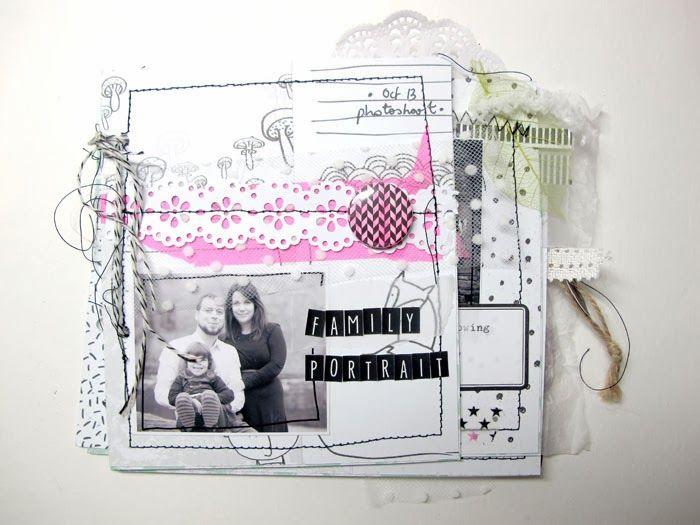Sodalicious Album Family Portrait My Not So White Space Album