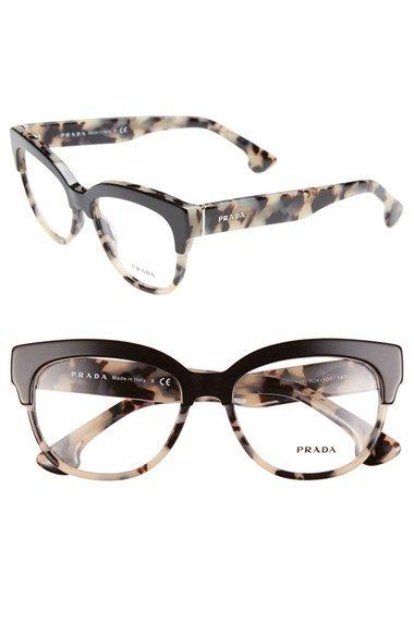 prada glasses frames online