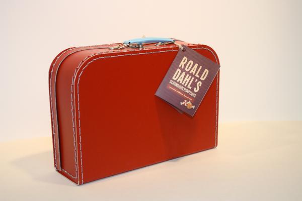 Roald Dahl Special Edition Book Set by Lauren Smith, via Behance