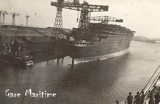 Ss Normandie Deck Plans Ebaycomitmfrench Line