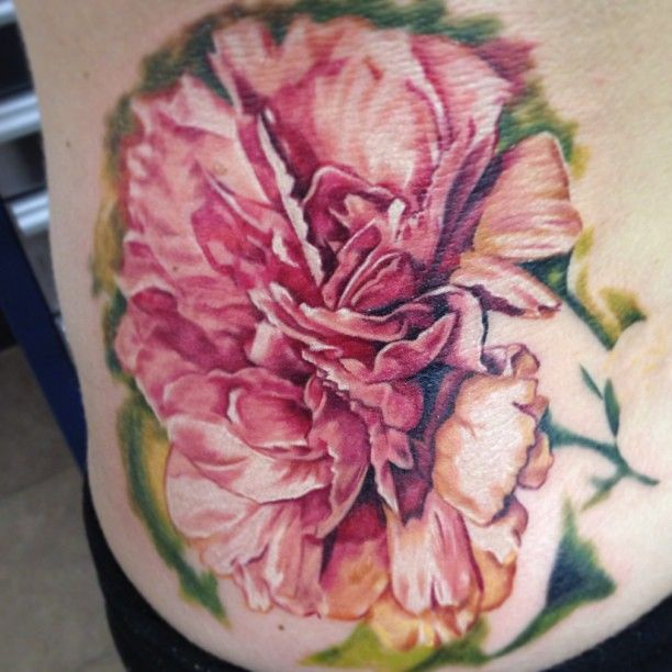 Pin By Jenny Ibasan On Incredible Ink Carnation Tattoo Tattoos Flower Tattoos