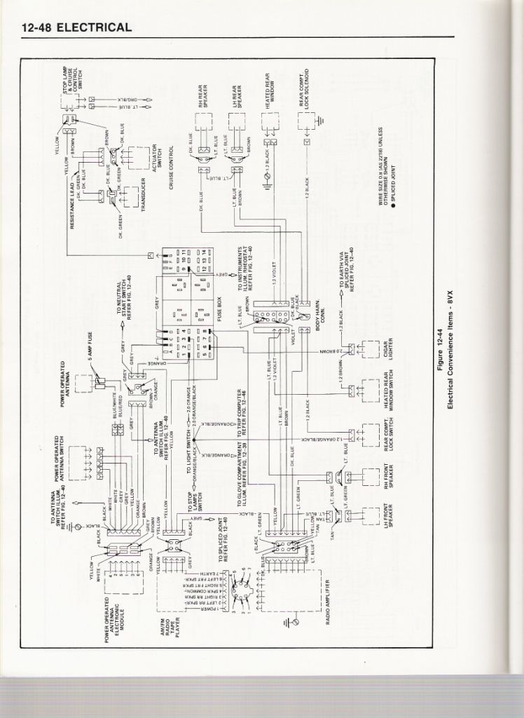 showing the wiring diagram | vs holden | Diagram, Wire ...