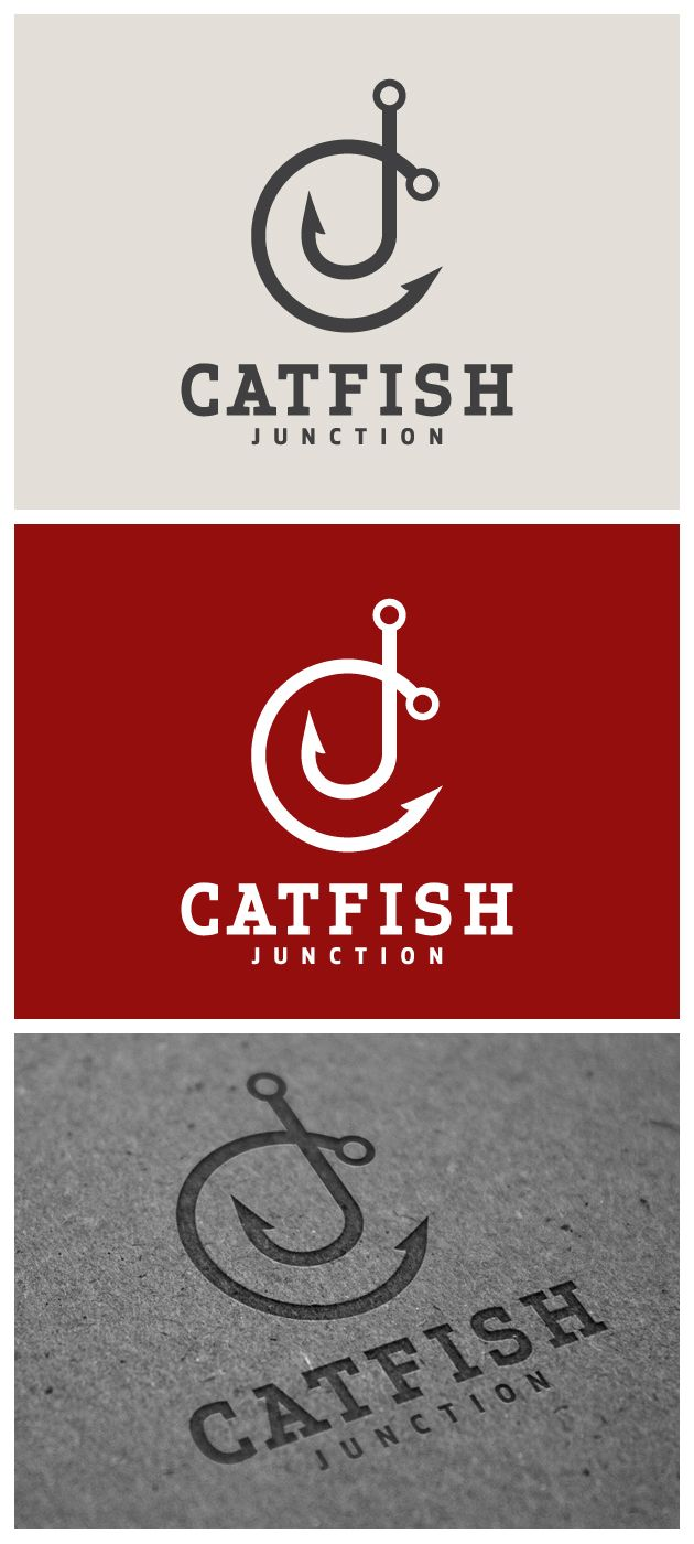 Logottica featured logo Catfish by ninet6