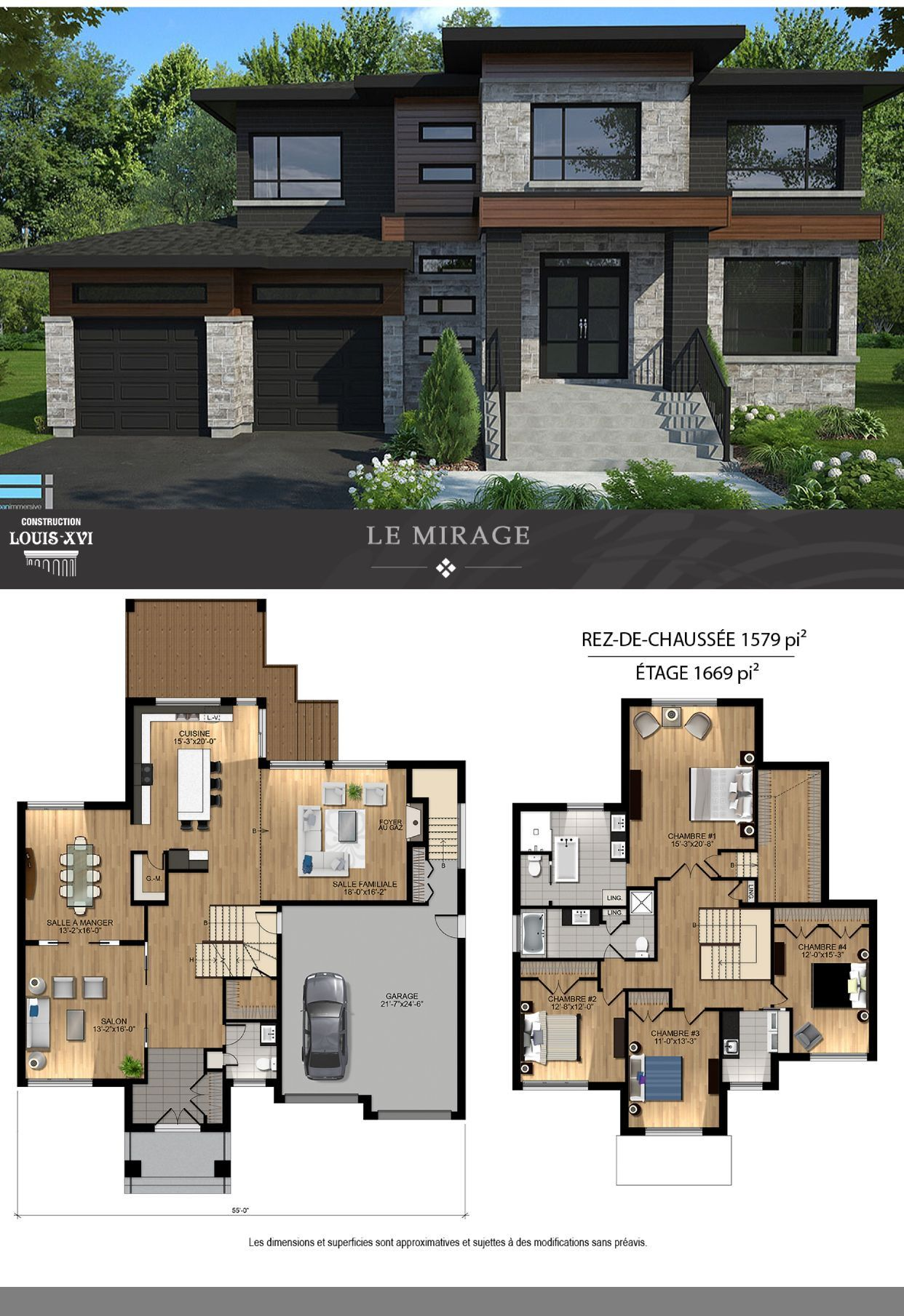 Contemporary House Plans For Sale 2021